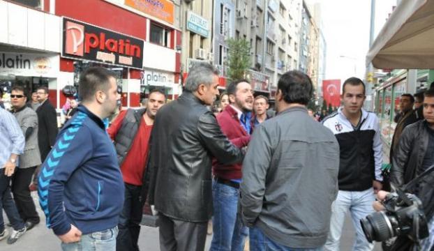 HDPlilere vatandaş tepkisi