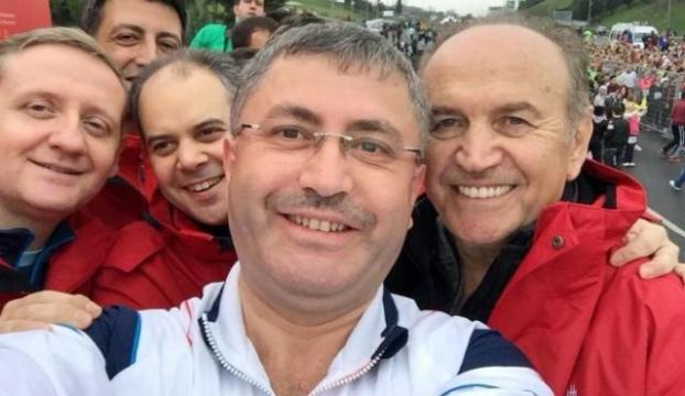 Başkanlardan selfie sürprizi