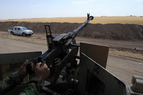 Mehzem bölgesi IŞİDden temizlendi