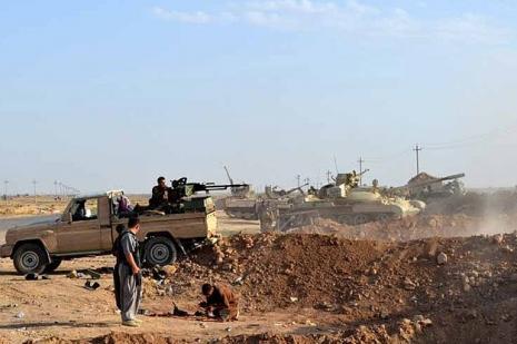 Kobani eylemlerinde 14 banka yakıldı