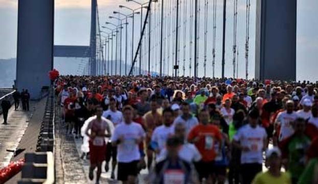 36. Vodafone İstanbul Maratonu başladı