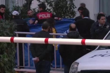 İstanbulda dehşete düşüren olay