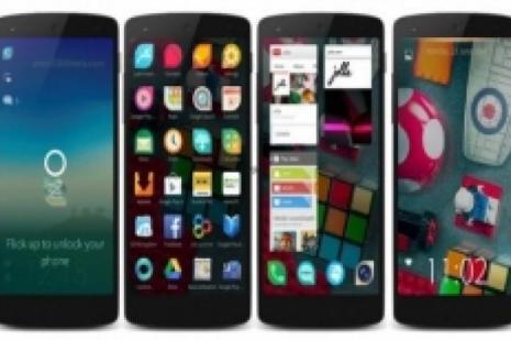 Jolla Sailfish OS arayüzünü Androidli cihazıı
