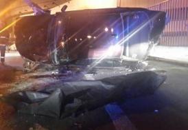 Kadıköy'de kaza: 1 ölü, 2 yaralı