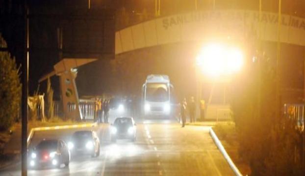 Peşmerge konvoyu Türkiyeye giriş yaptı