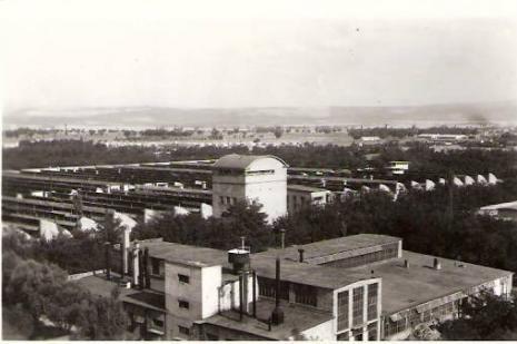 2 katlı taş binalar Öğrenci Köyü oldu