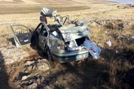 Kayserideki kazada ölü sayısı arttı