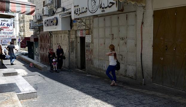 Kudüste bir Filistinli bıçaklandı