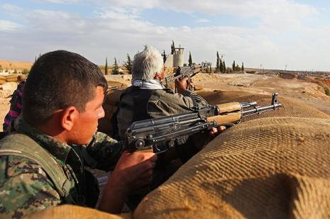 ABDden flaş silah ve cephane yardımı kararı