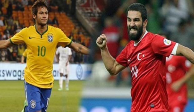 Türkiye - Brezilya maçı saat kaçta?
