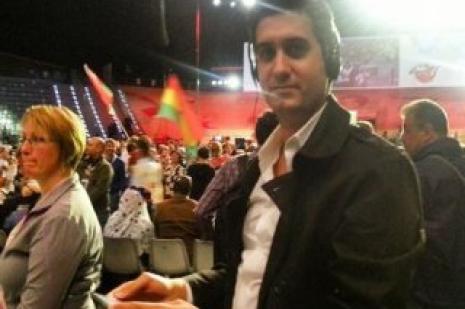 Memet Ali Alabora İtalya'da ortaya çıktı