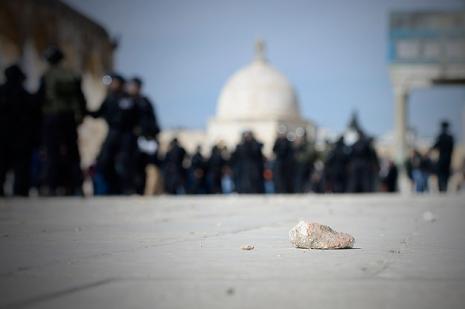 İsrail Mescid-i Aksaya girişleri yasakladı
