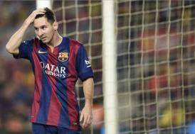 Messi'nin La Liga'daki gol rekoru