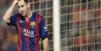 Luis Enrique, Messi olayını büyütmedi
