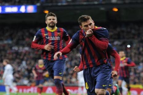Messi'den El Classico açıklaması