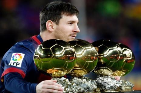 Messi'nin yeni hedefi Şampiyonlar Ligi gol krallığı