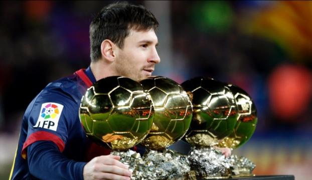 Şampiyonlar liginde Messi farkı