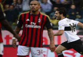 Milan Lazio ile yenişemedi: 1-1
