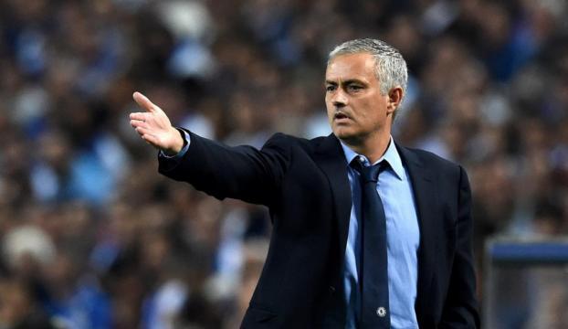 Mourinhoya disiplin sevki