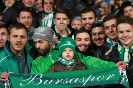 Muhteşem Destek ! Bursa'da Bir Ilk Yaşandı