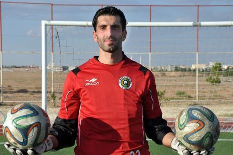 Milli futbolcu Türkiyede amatör ligde