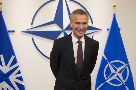 NATO Genel Sekreteri Türkiyede