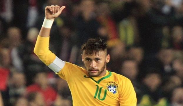 Neymar o isme hayranmış...