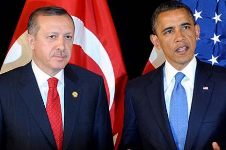 Obama Erdoğanı bilgilendirdi