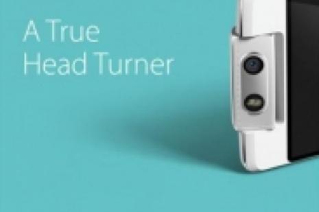Oppo N3'ün parmak izi okuyucu sensörü göründü