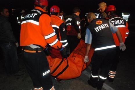 Otomobil domuz sürüsüne çarptı: 2 ölü, 2 Yaralı
