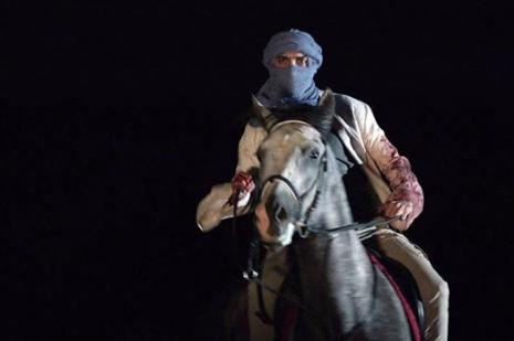 Kurtlar Vadisi Pusu'da IŞİD Ömer Baba'yı kaçırdı