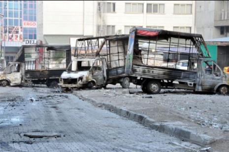 IŞİD protestolarında ölü sayısı 19a yükseldi