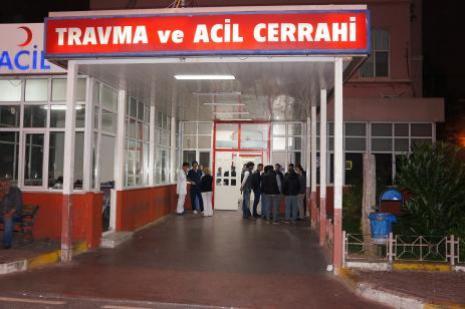 Protestolarda yaralanan 3 kişi tedavi altına alındı