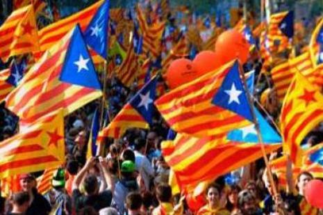 Katalonya bağımsızlık peşinde