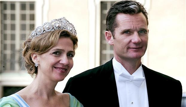 İspanyada kraliyet ailesi şokta