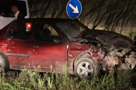 Sakaryada feci kaza: 2si Ağır, 12 Yaralı
