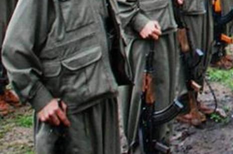 9 PKKlı teslim oldu