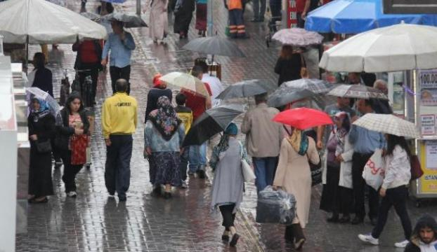 Meteorolojiden 21 ilimize kuvvetli yağış uyarısı