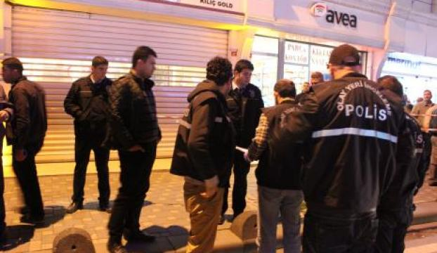 İstanbulda kuyumcu soygunu