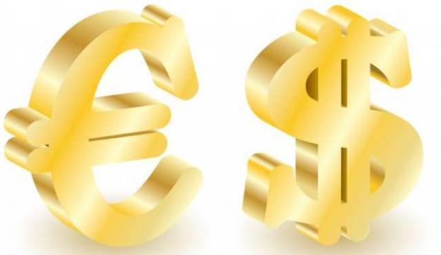 Dolar güne 2,2269 TL, Euro 2,7832 TLden başladı