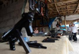 Erbil'deki silah tamircilerinin tezgahları boş kalmıyor