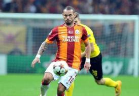 Sneijder'den acı itiraf