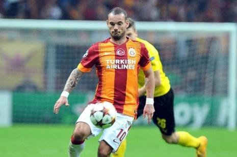 Sneijder'den Borussia Dortmund itirafı