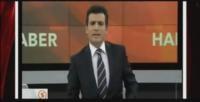 Haber spikeri canlı yayında bayıldı