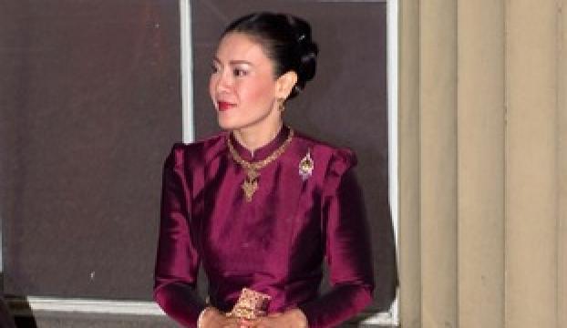 Tayland Prensesi kraliyet unvanından feragat ediyor