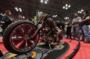2015 model motosikletler New York'ta görücüye çıktı