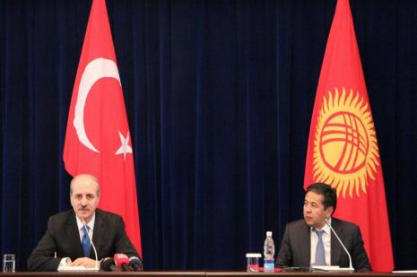 Türkiye-Kırgızistan KEK mutabakat zaptı imzalandı