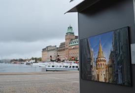 Stockholm'de Türkiye yansımaları