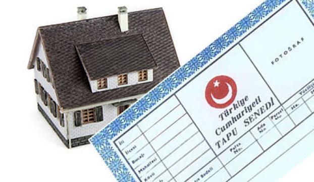 Ankarada tapu bilgisi hırsızlığı şoku