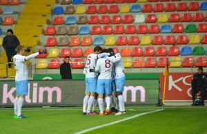 Kayserispor: 0 - Trabzonspor: 1